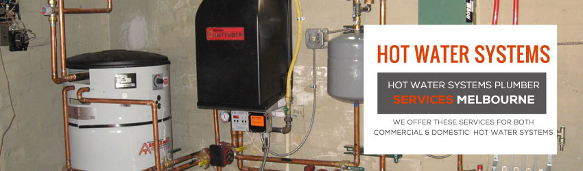 Hot Water Systems Enfield