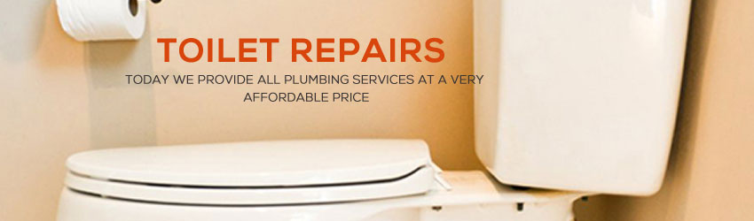 Toilet Repair Haddon