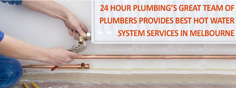 Professional Hot Water Systems Melbourne