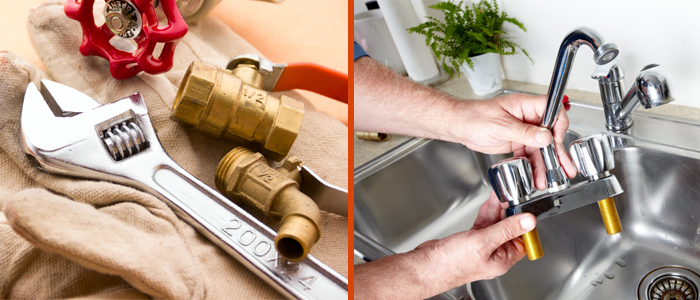 Plumber Services Indented Head