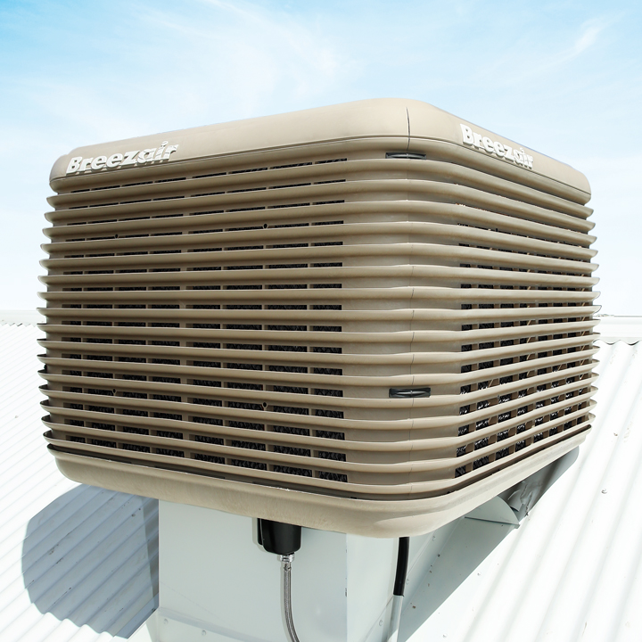 Evaporative Cooling Installation and Maintenance Service