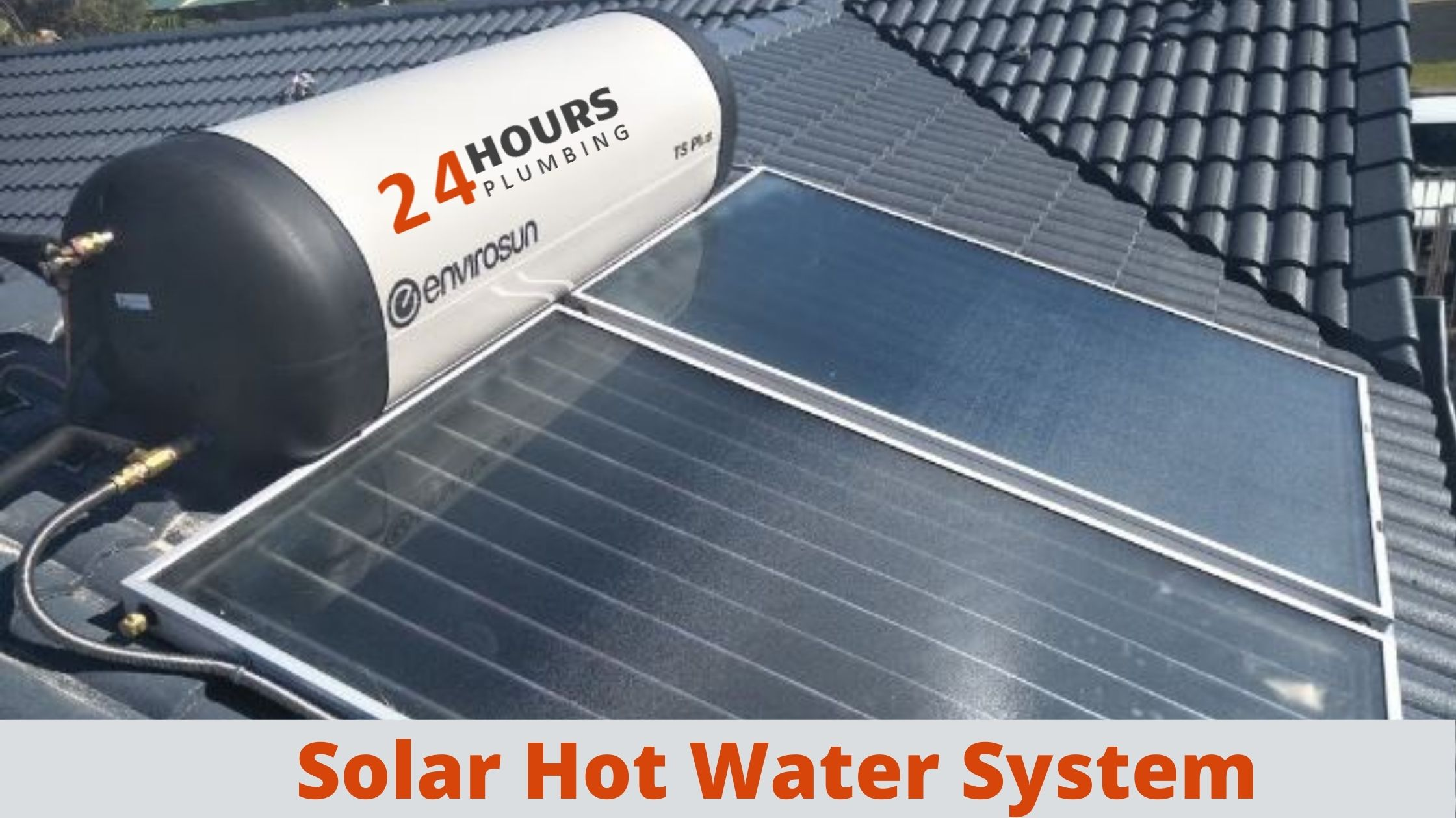 How Does Solar Hot Water Work