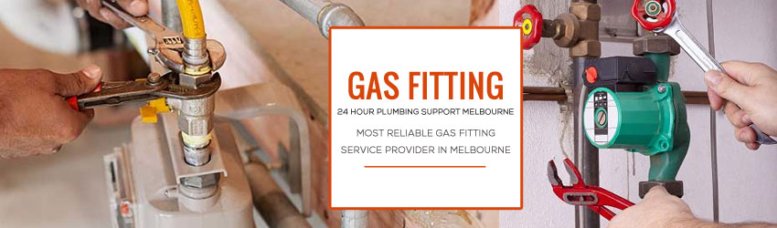 Gas Fitting  Bullengarook