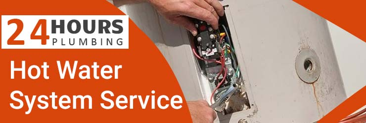 Hot Water System Service